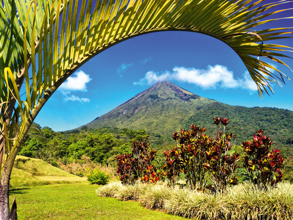 Nationalpark Arenal Volcano